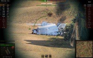 Белые трупы танков 0.9.2