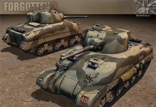 Исторические звуки двигателей для World of Tanks 1.6.0.5