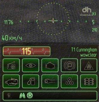 Новый боевой интерфейс Z-MOD от Marsoff для 1.6.0.5