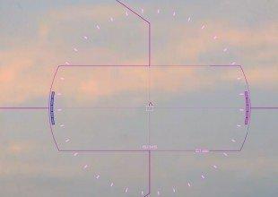 Фиолетовые аркадный, снайперский и арт. прицелы для WOT 1.5.1.2