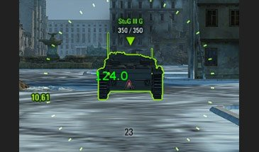 Индикатор запаса бронепробития для WOT 1.5.1.2