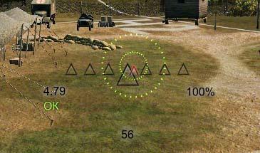Мод Круг разброса орудия (DispersionCircle) для WOT 1.5.1.2