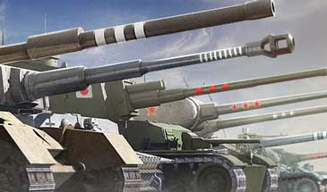 Мод показа процента отметки на орудие в бою для World of tanks 1.6.1.4