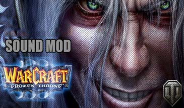 Озвучка для World of Tanks из Warcraft III для 1.5.1.1