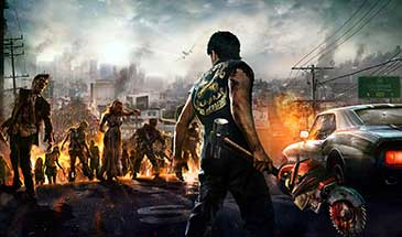 Озвучка из игры Dead Rising 3 для World of Tanks 1.6.1.4
