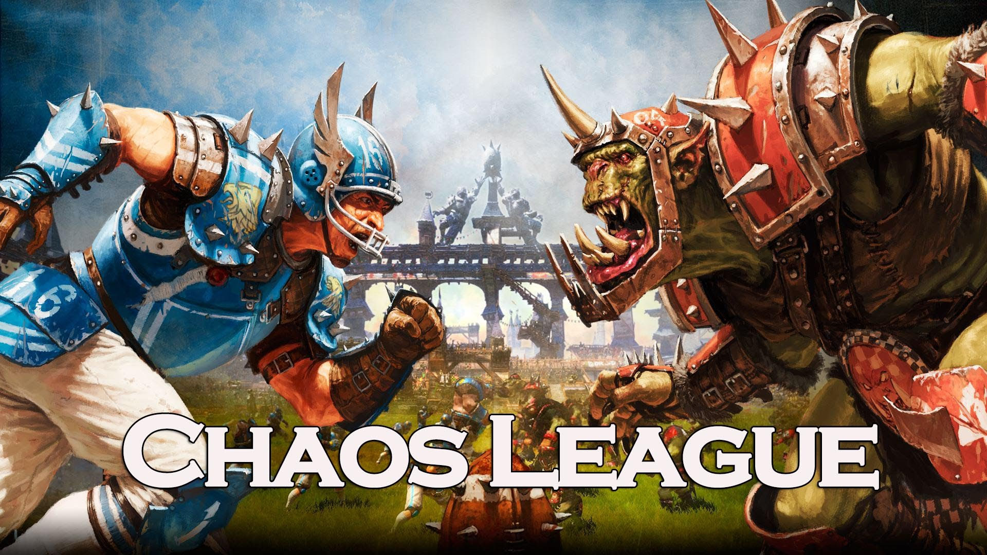 Озвучка экипажа из игры Chaos League для World of Tanks 1.7.1.2