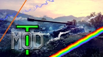 T-MOD - цветные и заметные трассера для World of tanks 1.6.0.5