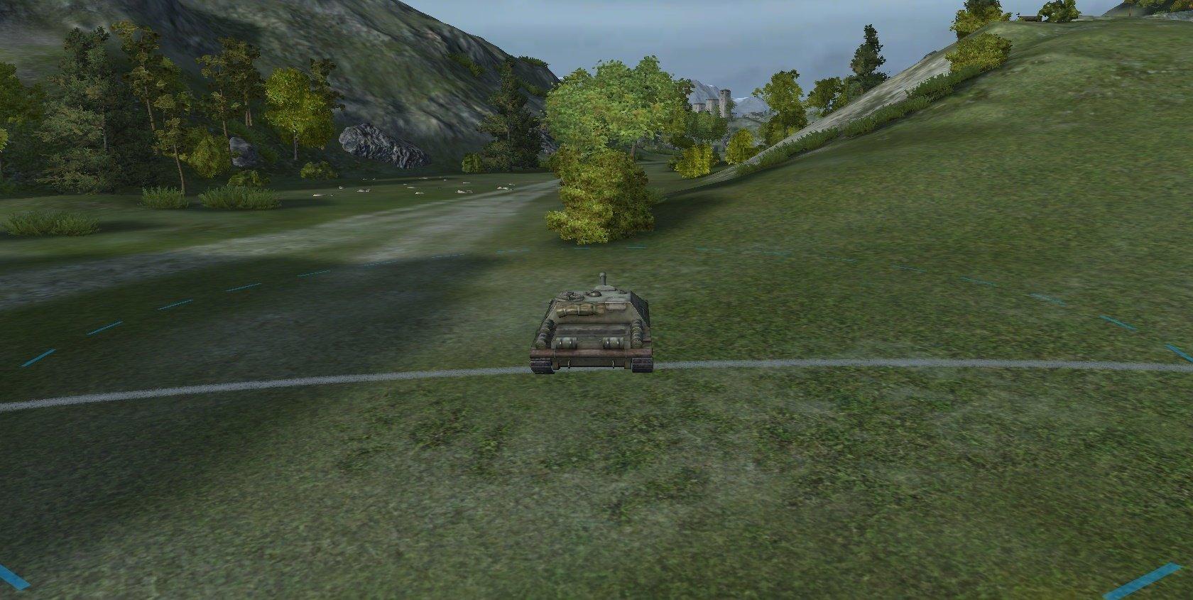 Как работает маскировка в World of Tanks