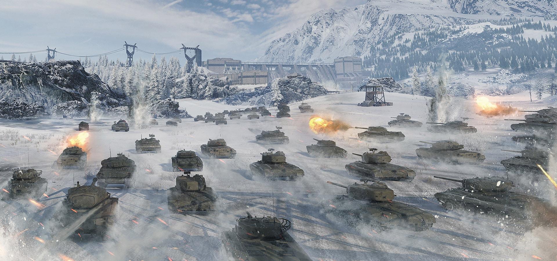 Тест 8 уровня в «Генеральном сражении»