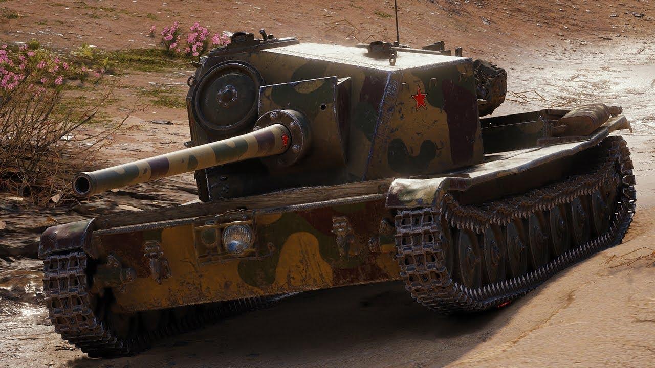 ЛТГ лёгкий танк VII уровня СССР