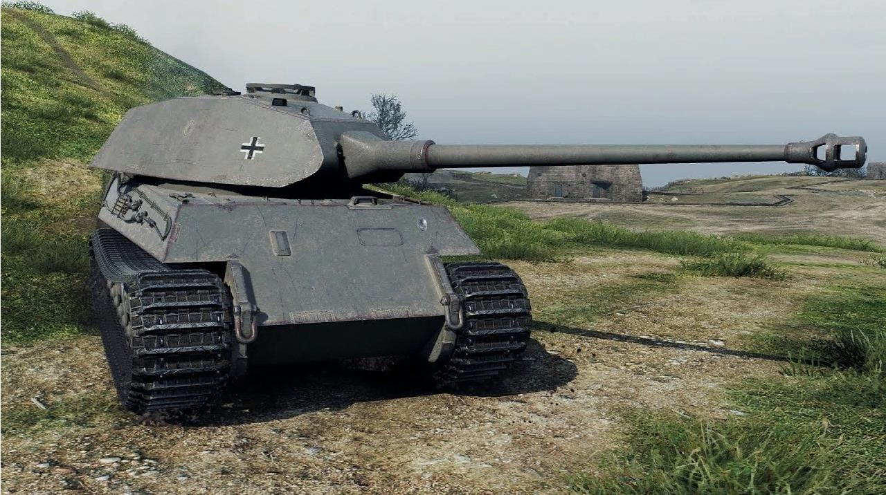VK 45.03 - немецкий премиум ТТ 7 уровня WOT