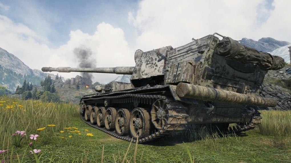 Марафон на СУ-130ПМ - Зимняя Охота в World of Tanks