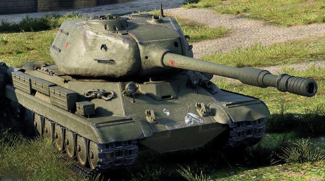 СТ-1 - тяжелый танк 9 уровня СССР WOT