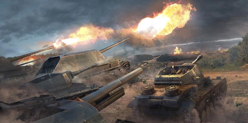 Как играть против артиллерии в World of Tanks