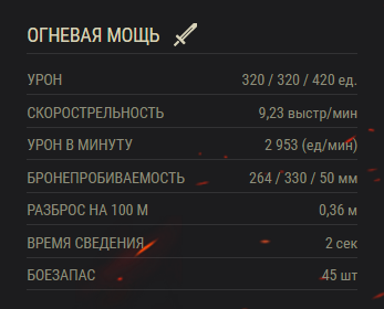Объект 907 - орудие