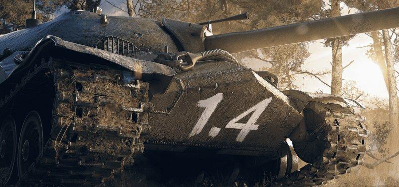 Третий общий тест патча 1.6.0.6 World of Tanks