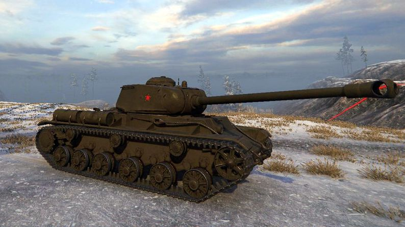 КВ-122 - советский премиум танк 7 уровня WOT