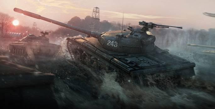Объект 430 - советский СТ 9 уровня World of Tanks