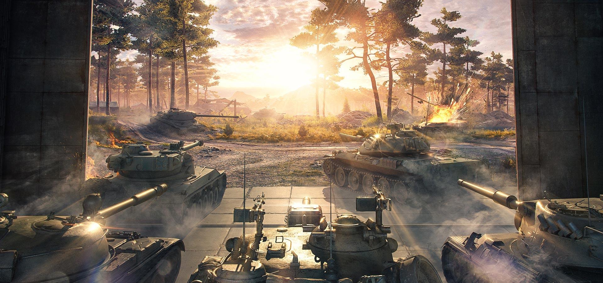 Топ 5 лучших танков 10 уровня в World of Tanks в 2019 году