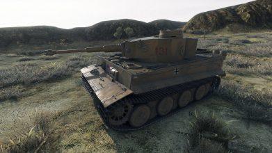 Танк Tiger131