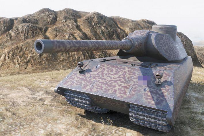 VK100.01 (P) - немецкий тяжелый танк 8 уровня WOT