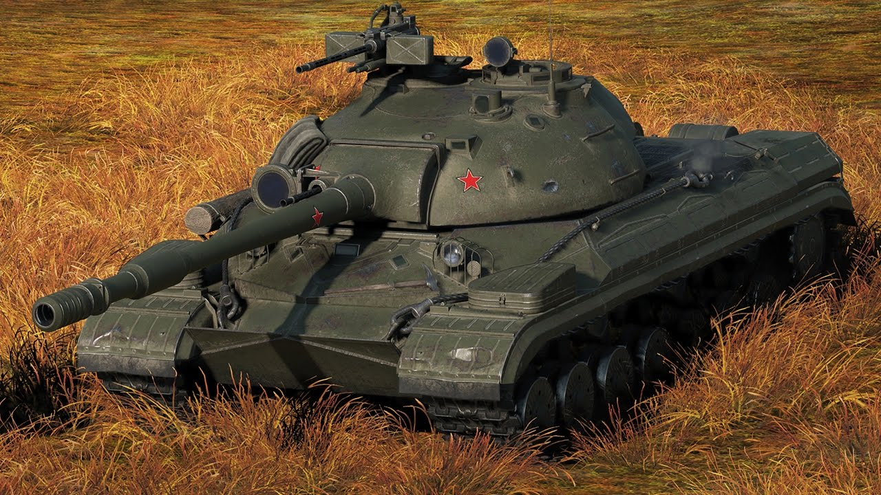 Т-10 - советский тяжелый танк 9 уровня WOT