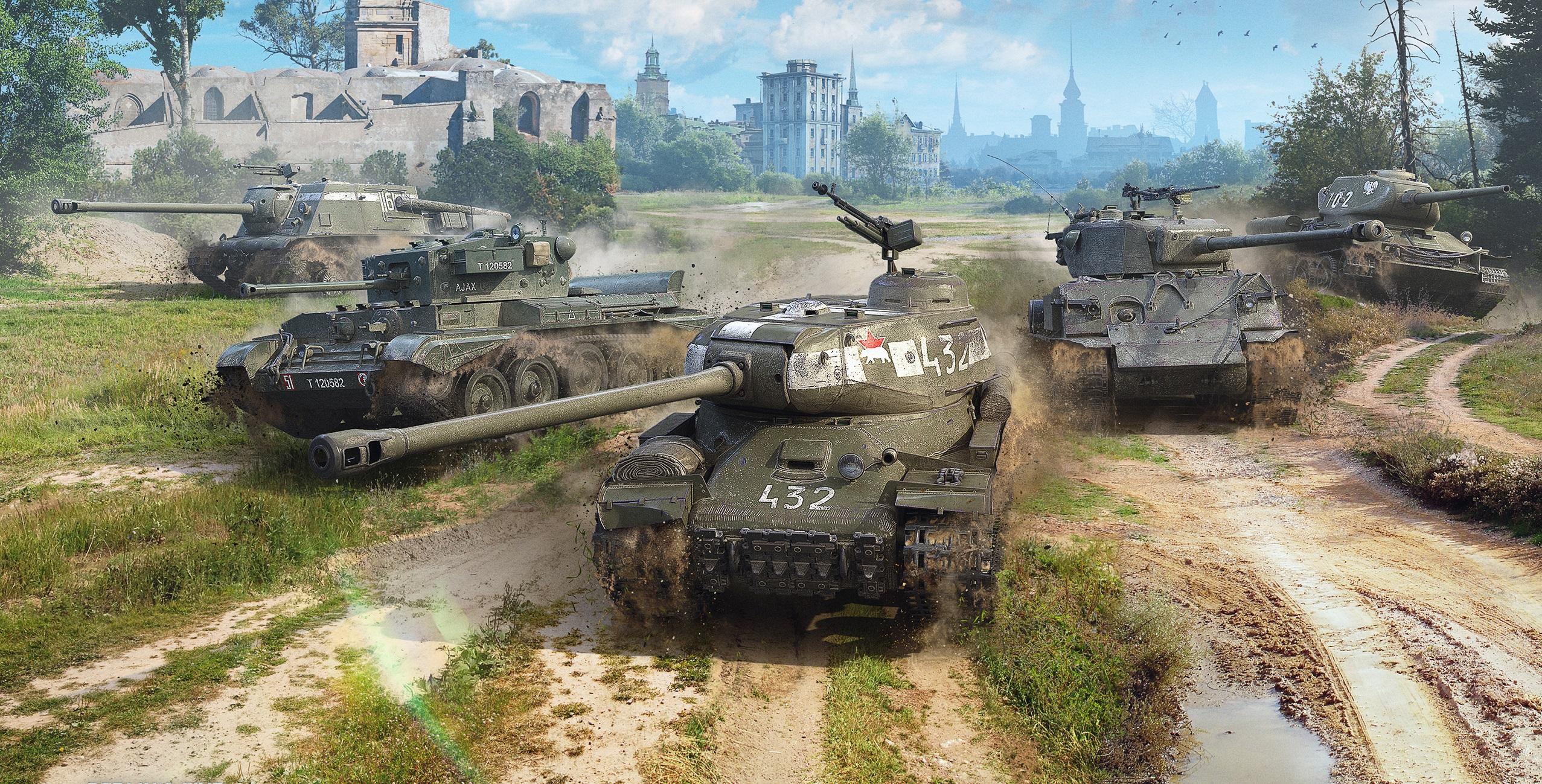 Лучшие танки 6 уровня в World of Tanks
