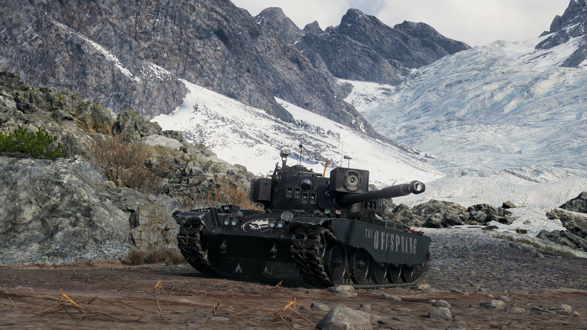 TL-1 LPC — средний прем танк США 8 уровня в World of Tanks