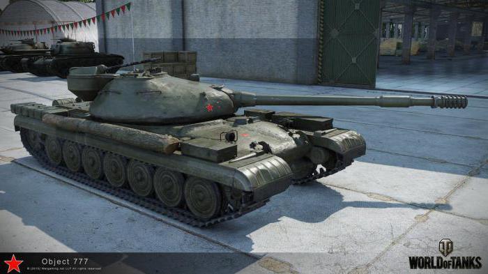 Объект 777 Вариант II — тяжелый танк 9 уровня в World of Tanks