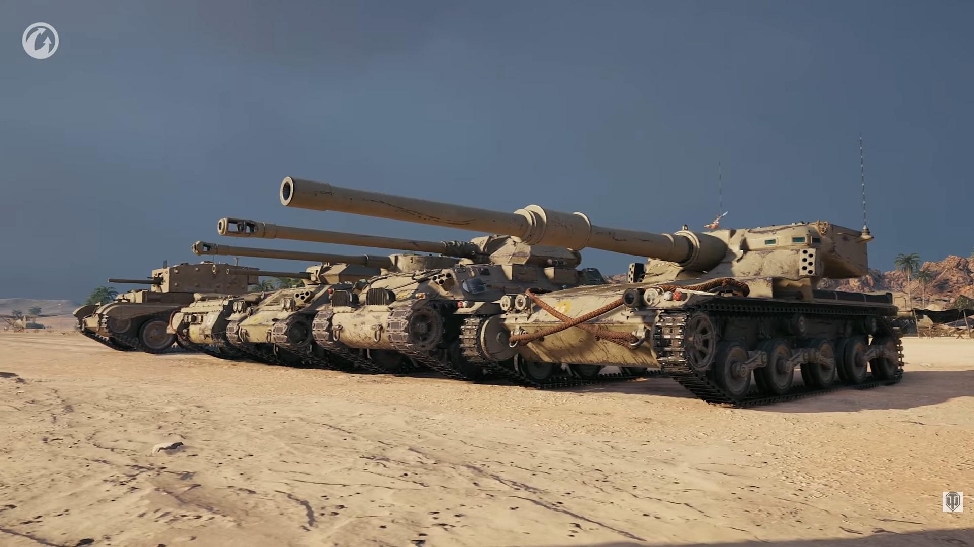 Обзор ветки британских легких танков в World of Tanks. Стоит ли качать?