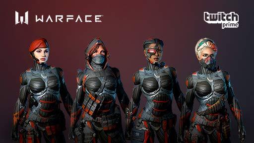 Twitch Prime для Warface