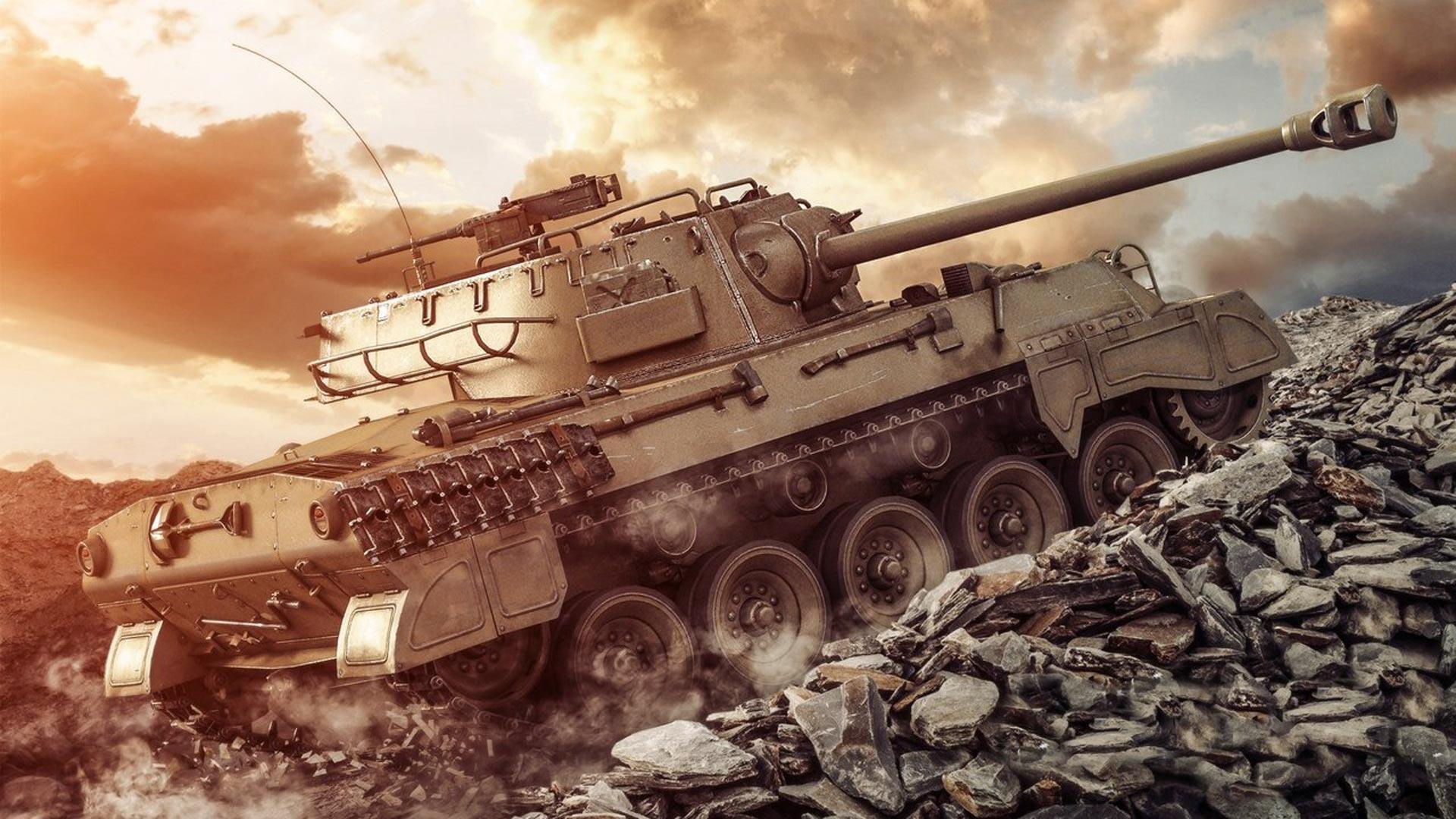 Super Hellcat — американская прем ПТ-САУ 7 уровня в World of Tanks