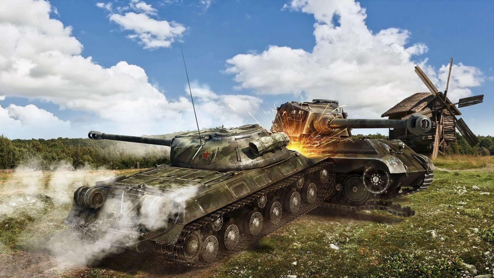 Почему эти танки самые популярные? 8 уровень