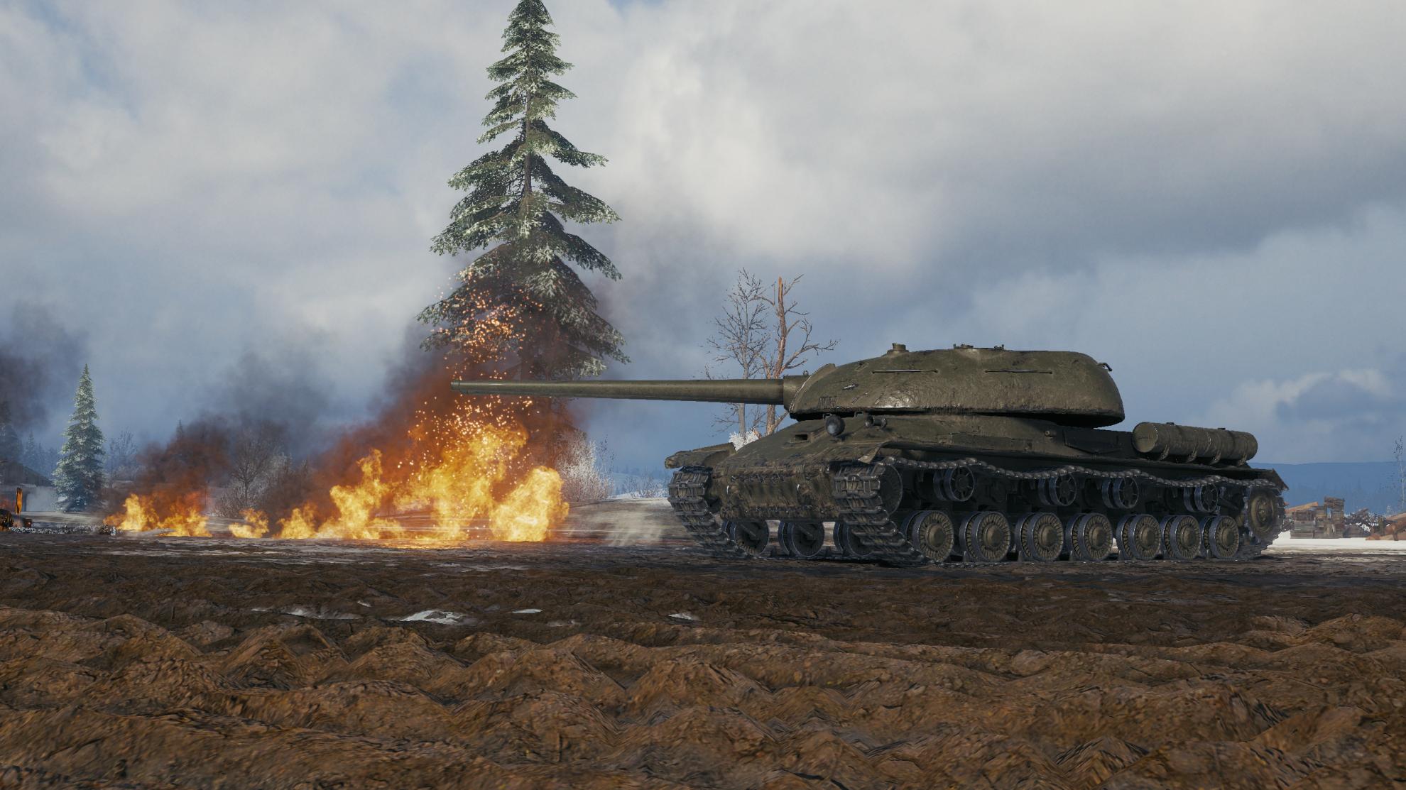 Обзор ИC-2-II — первый прокачиваемый двуствольный танк 8 уровня в WoT