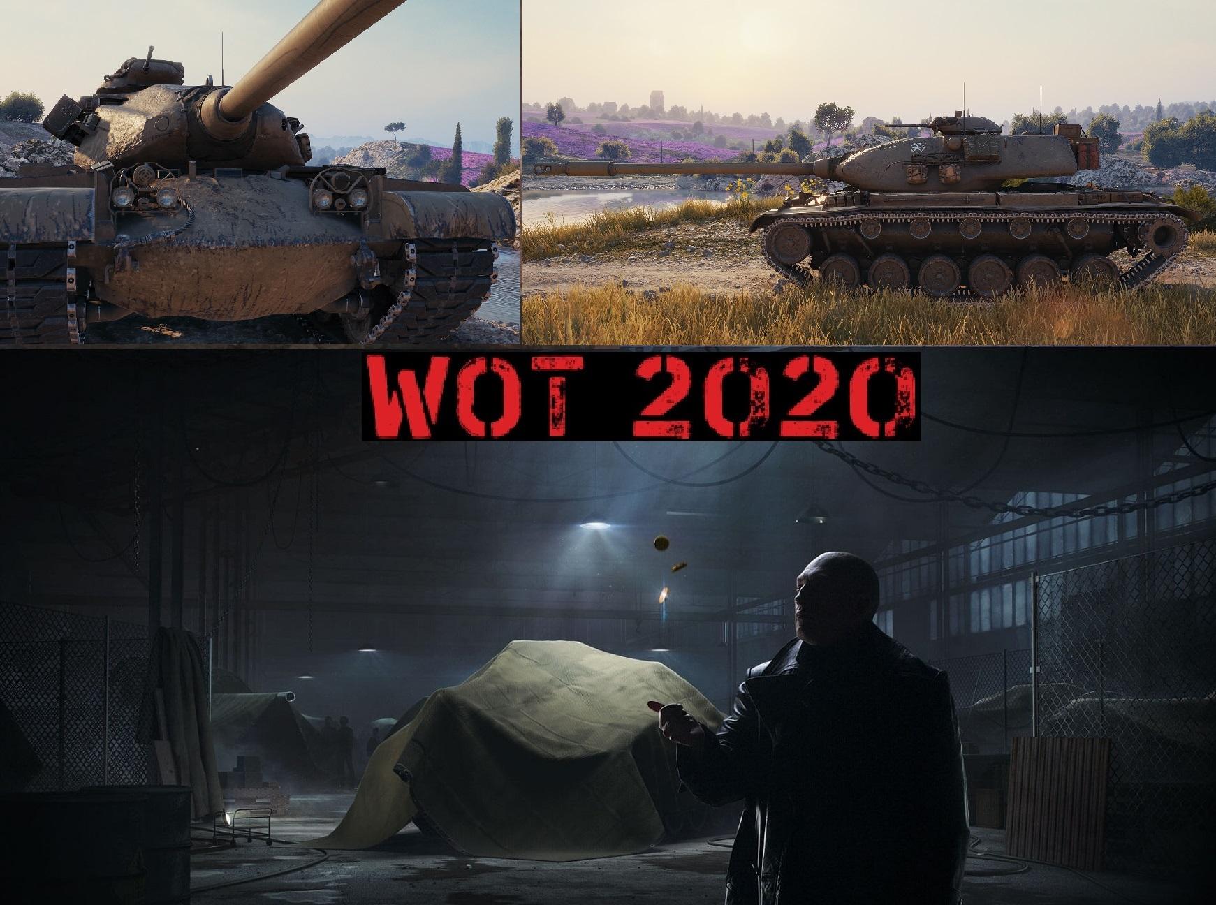 Планы разработчиков на 2020 год и марафон на новый прем танк