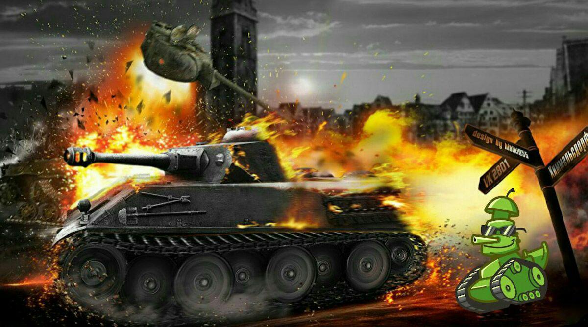ТОП 3 самых фановых танка WoT🔝 2 часть