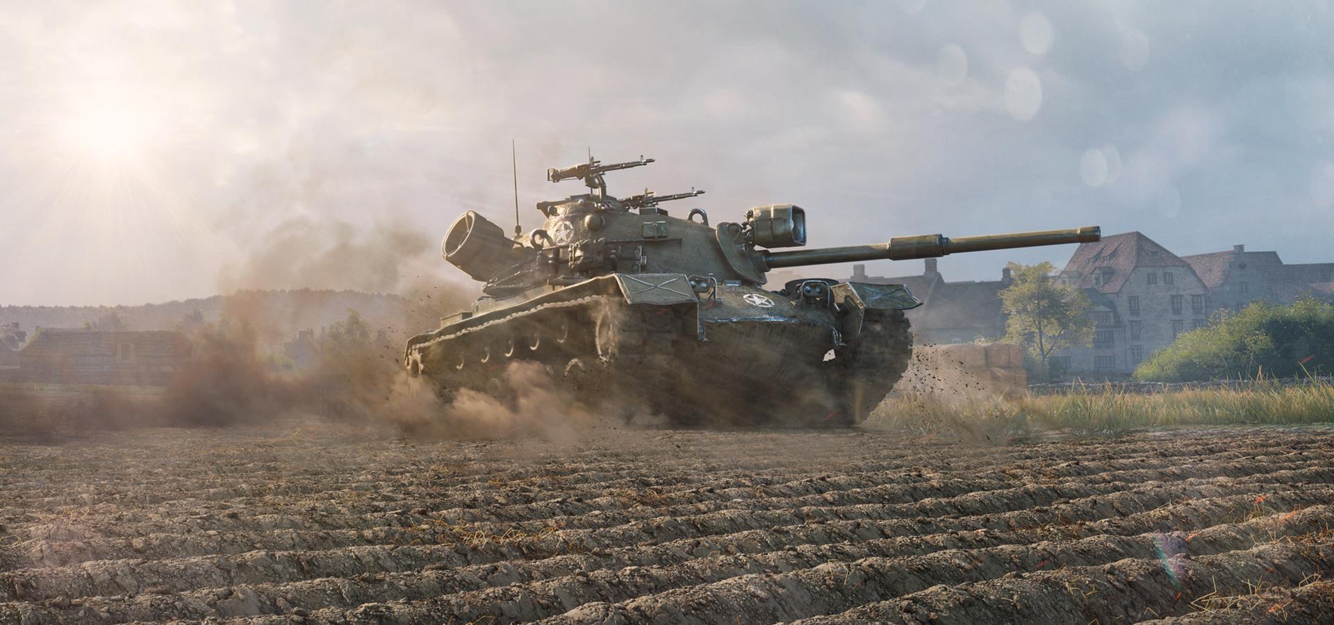 Лучшие ветки средних танков в WoT🔝 Вторая часть