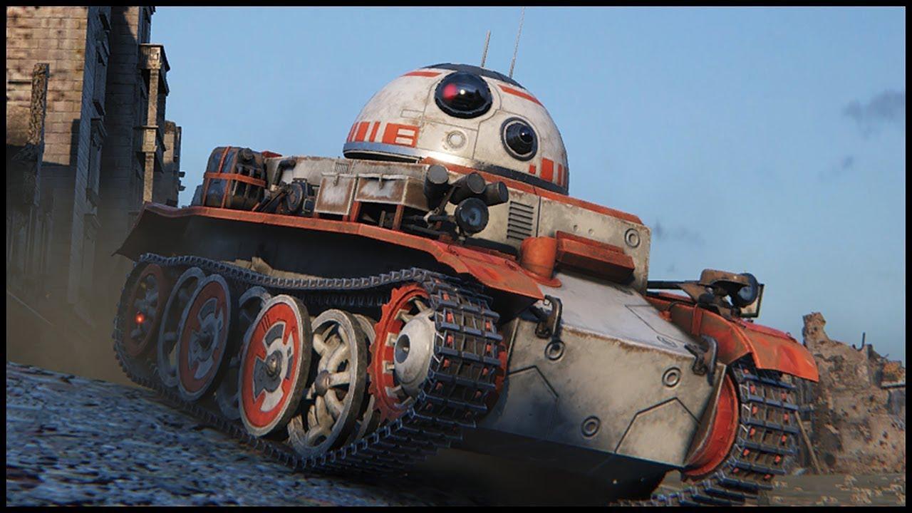 ТОП 3 самых фановых танка WoT🔝