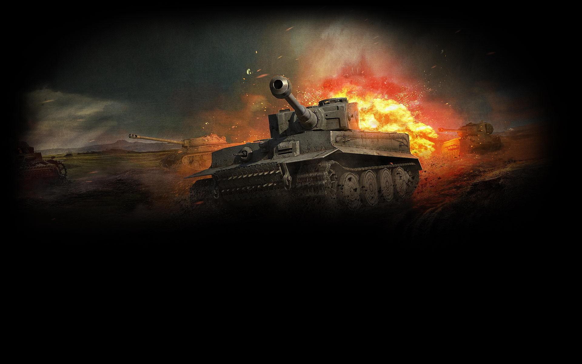 Лидеры по урону среди танков 7 уровня в 2019 году