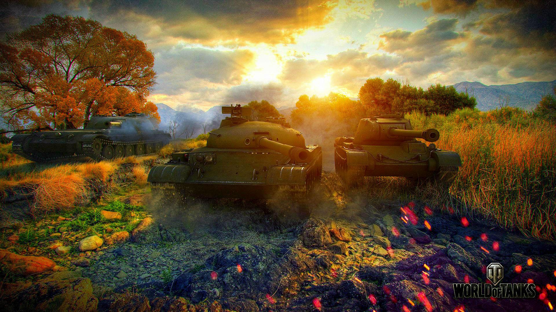 3 лучших средних танка 8 уровня в WoT
