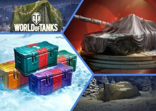 Слив списка танков в новогодних коробках 2020