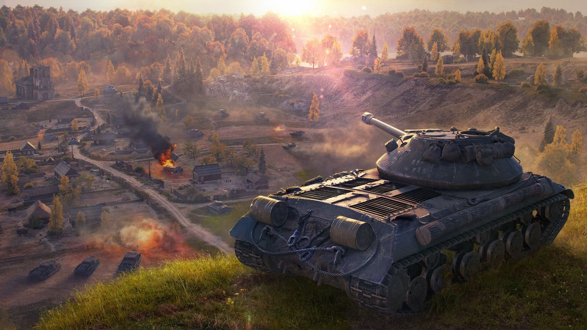 Лидеры по урону среди танков 8 уровня в 2019 году🔝 2 часть