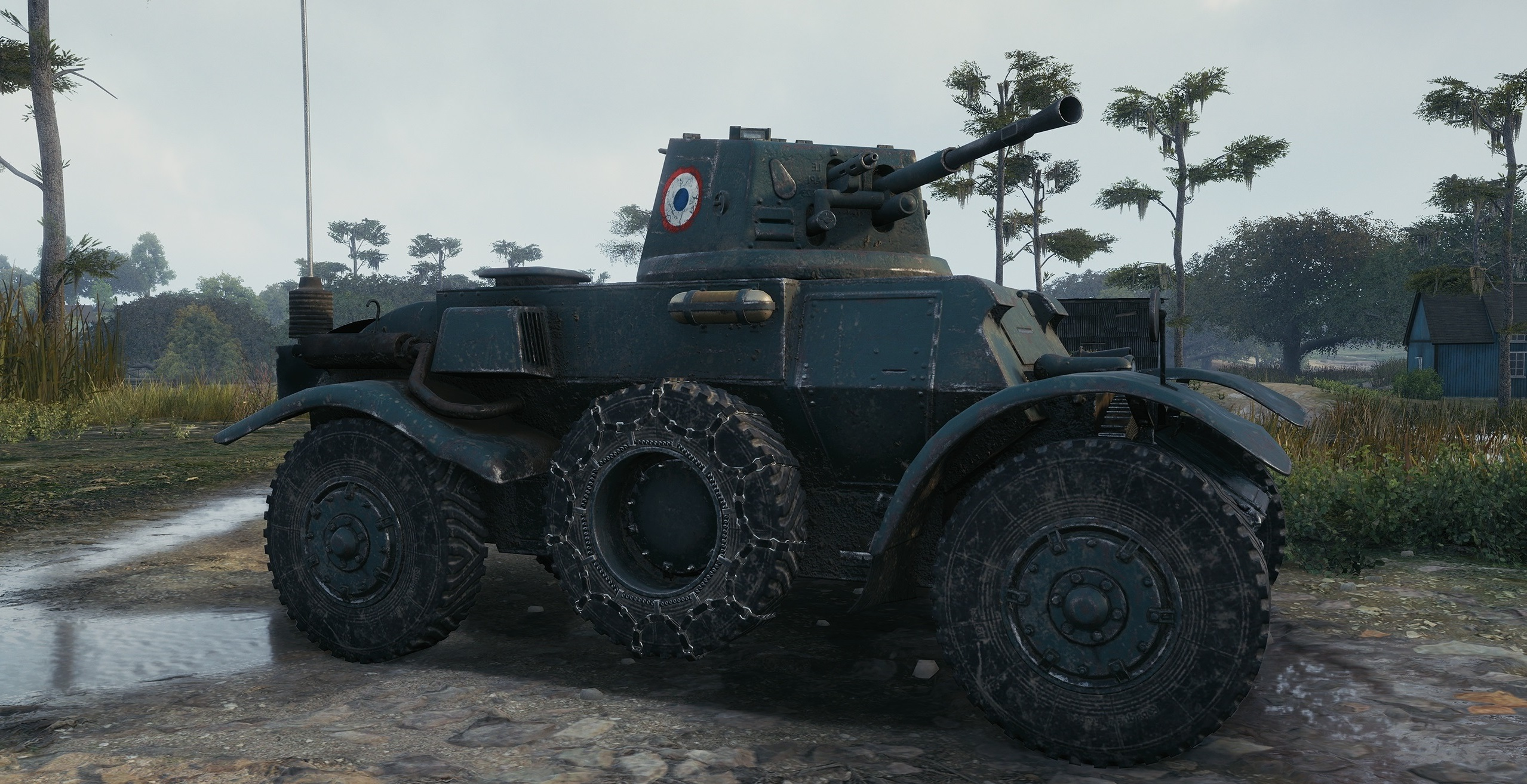 Обзор AM 39 Gendron-Somua: новая песочная имба?