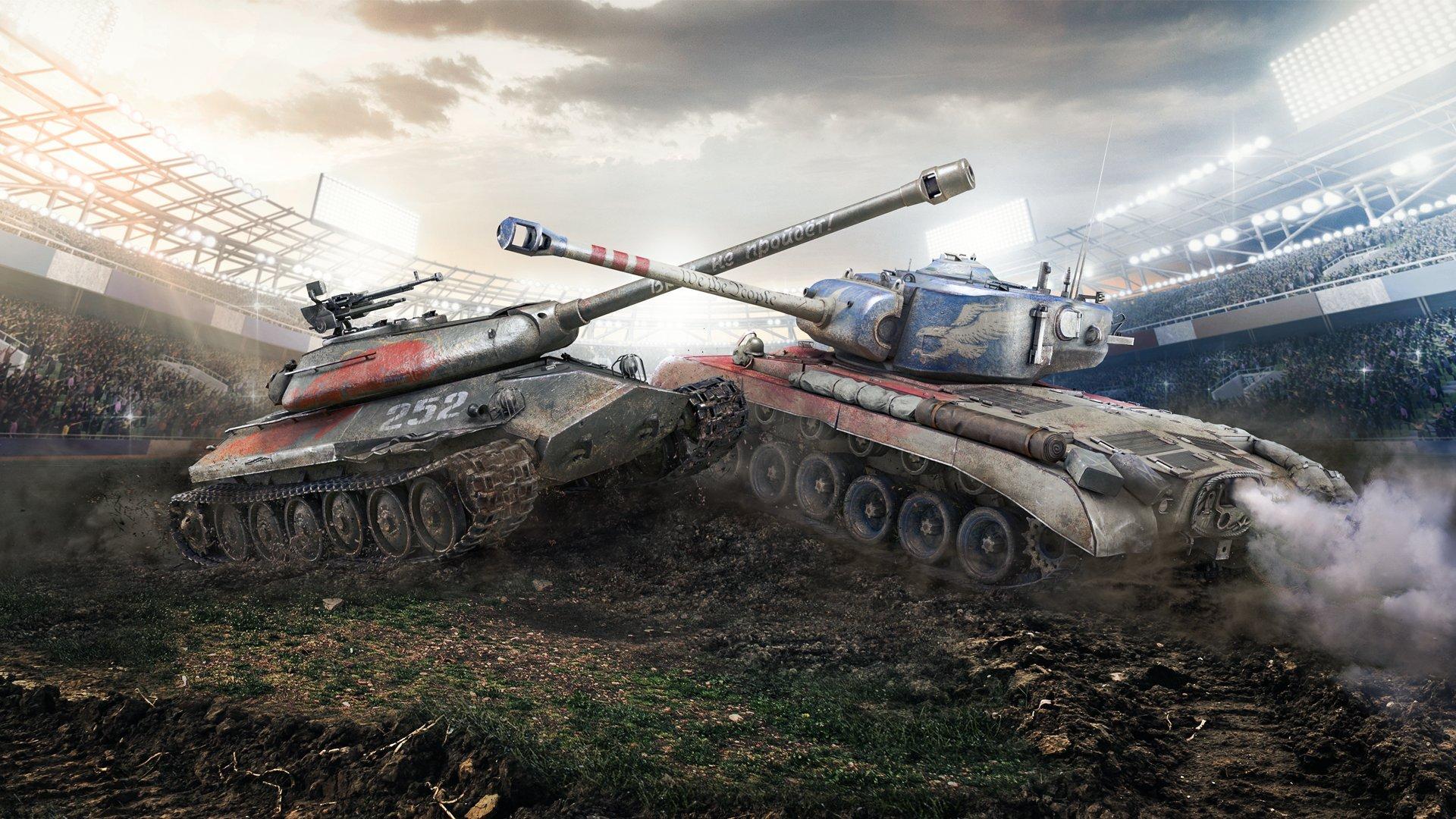 Лидеры по урону среди прем танков 8 уровня в 2019 году🔝