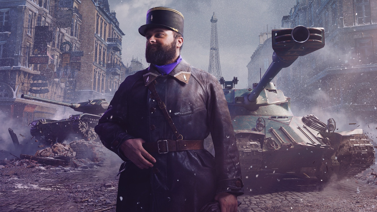 Как получить Twitch Prime Майк для World of Tanks за 5 минут  [13 пакет]