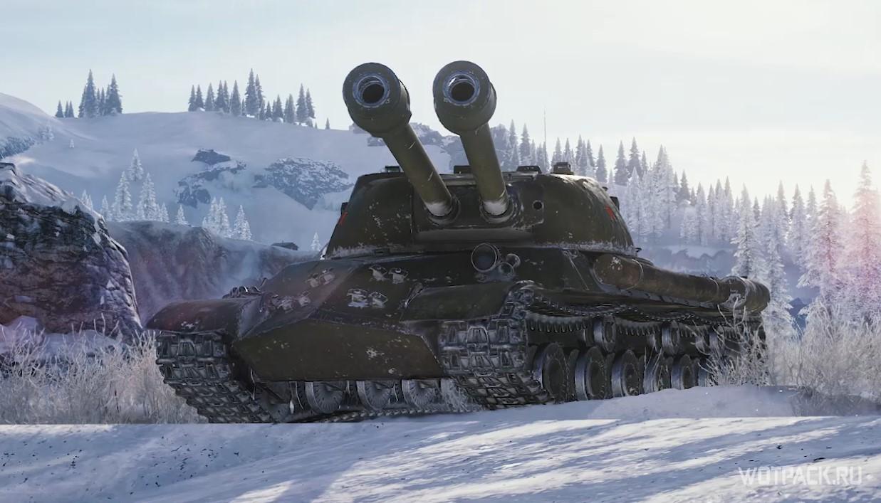 Лучший двуствольный танк! Новая советская имба🔝