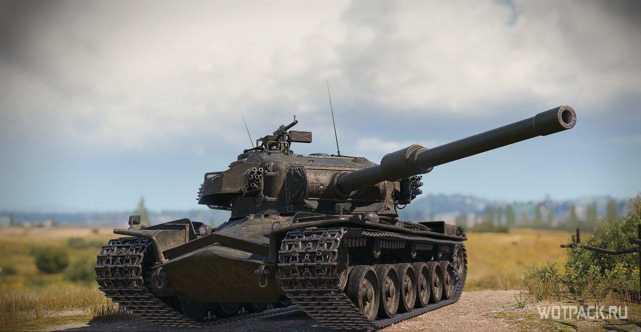 Новый акционный танк STRV K — гибрид Kravagn и Centurion