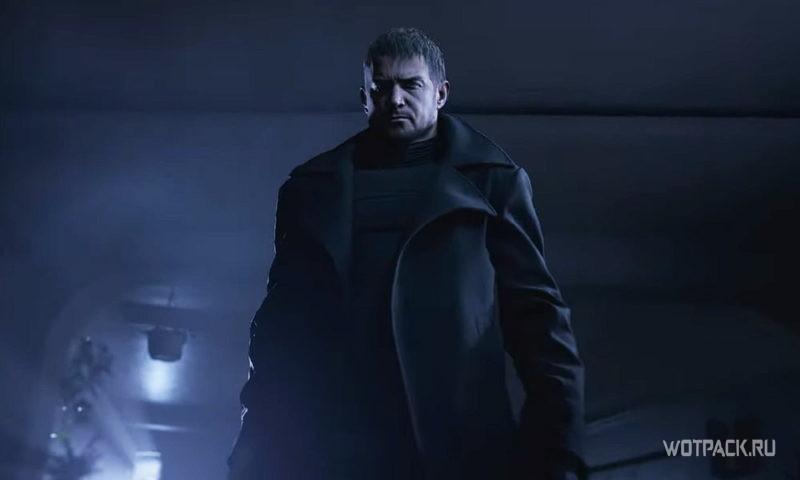 Крис Редфилд в Resident Evil 8