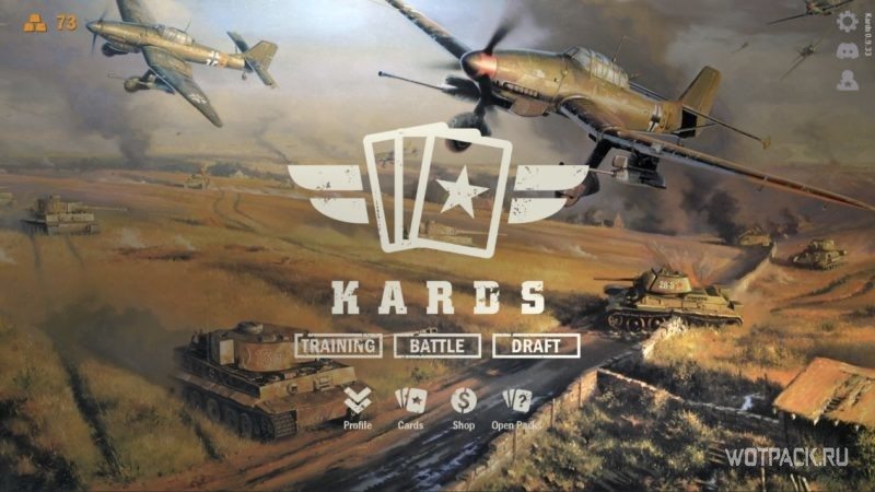 KARDS - The WWII Card Game