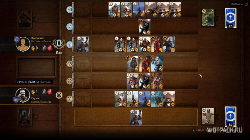 Ведьмак 3 Гвинт